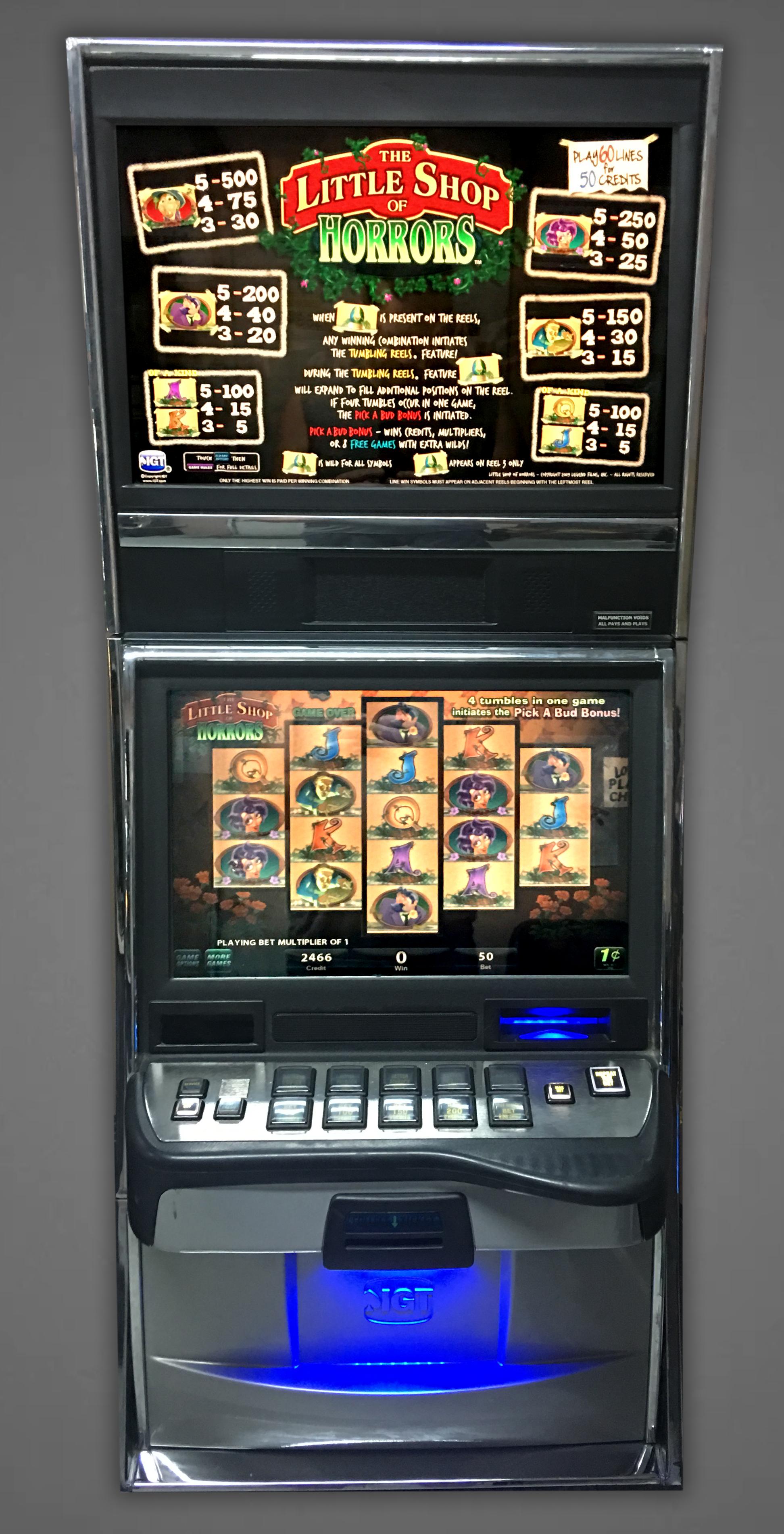 Cranky condor slot machine
