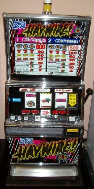 double bucks slot machine