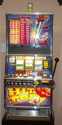 Square Top Slot Machine S Westfieldslots Com Largest