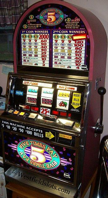 Top slot machine companies