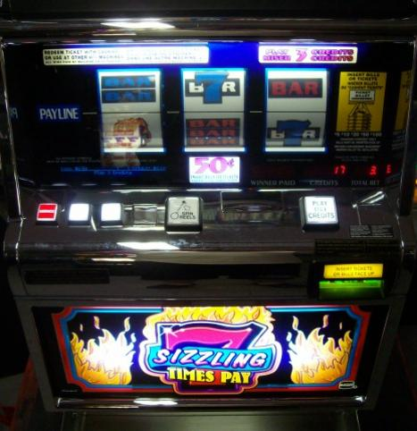 sizzling 7 slot machine play free