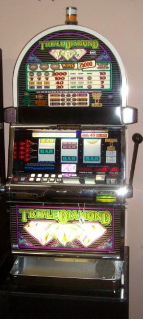diamond quest slot machine