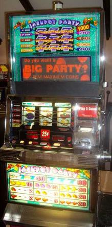 denver duck slot machine for sale