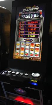 all that glitters slot machine for sale