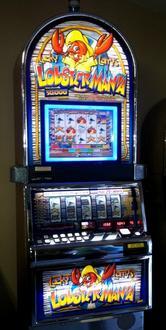 Cash Wizard Slot Machine For Sale